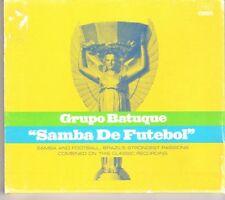 "(GM345) Grupo Batuque, ""Samba De Futebol"" - 1998 CD"