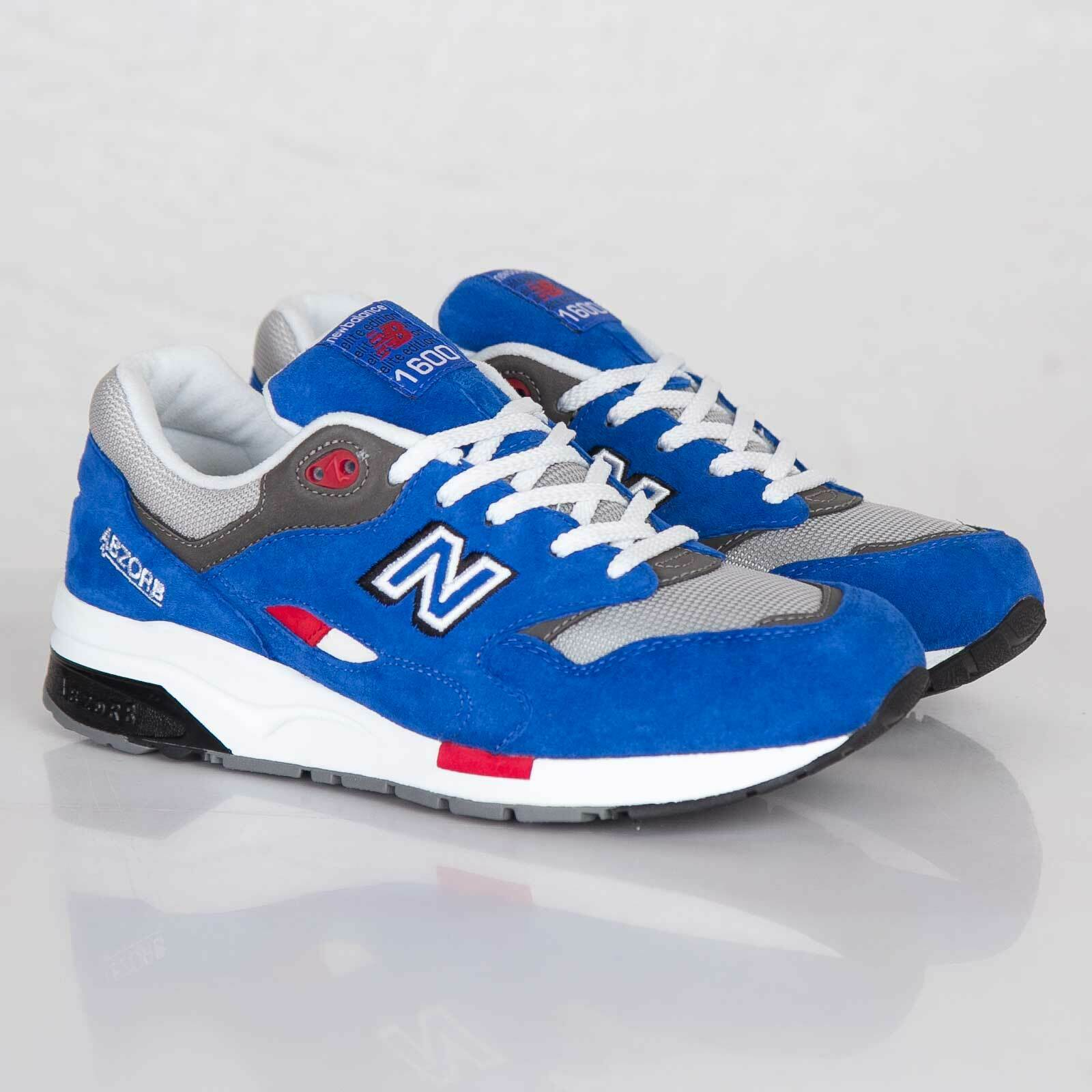 New Balance CM1600 CM1600BB Barber Shop bluee Men SZ 7.5 - 9.5