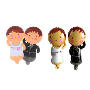 2pcs-Bride-and-Groom-Dress-Aluminum-Foil-Balloon-Wedding-Party-Decoration