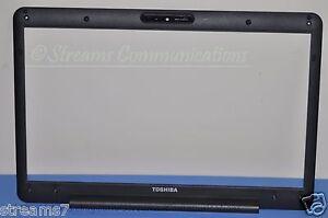 TOSHIBA Satellite L505 / L505-S6946 Laptop Front LCD BEZEL Frame | eBay