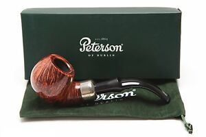 Peterson-Standard-Smooth-302-Tobacco-Pipe-Fishtail
