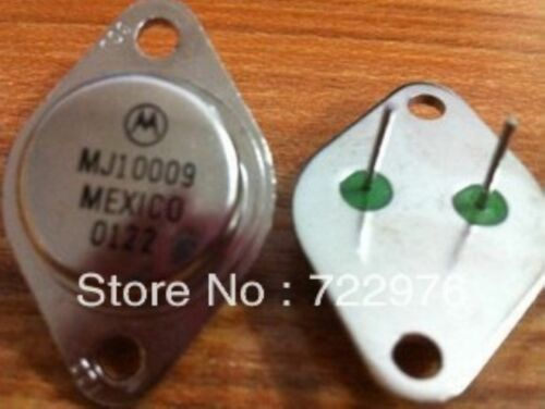 MJ10009 TO-3 20 AMPERE NPN SILICON POWER