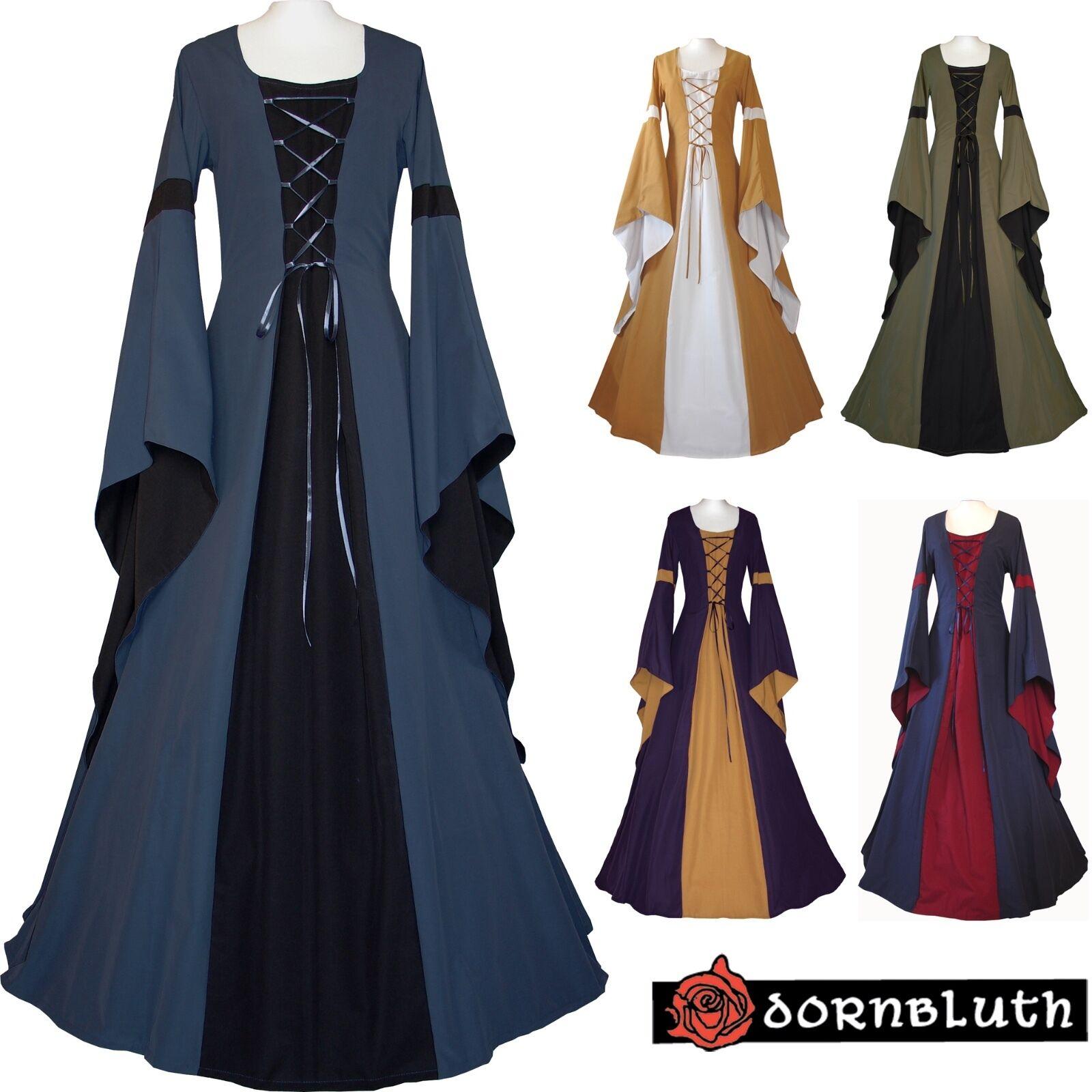Mittelalter Karneval Gothik Kleid Gewand Kostüm Johanna Maßanfertigung Farbwahl     | Qualität und Verbraucher an erster Stelle  | Helle Farben  | Elegantes und robustes Menü  | Haltbar  | Verwendet in der Haltbarkeit