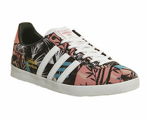 adidas originals womens gazelle og print nz
