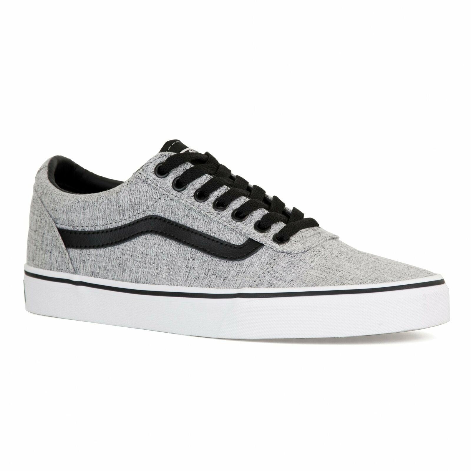 Zapatillas textil Vans para hombre Ward (gris)