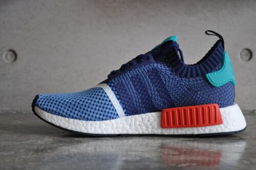 rouge Bleu Nmd 8 Eur 5 R1 turquoise Us Uk Adidas packers 3 41 1 Primeknit 7 ftIFwfaqW