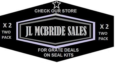 1606840M93 Tilt Hydraulic Cylinder Seal Kit For Massey Ferguson 32 Loader