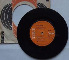 DAVID BOWIE Be My Wife RARE!! Original AUSTRALIA Pressing LOW 1977 Vinyl OZ RCA