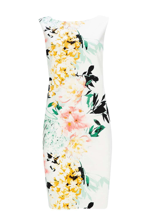 Wallis Tailored Multi Floral Shift Dress