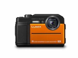 Panasonic Lumix DC FT 7 orange DC-FT7EG-D Outdoor Kamera wasserdicht Fachhandel