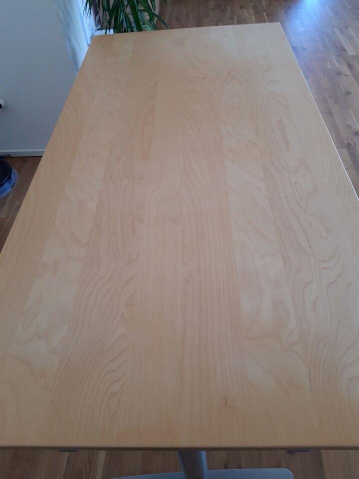 Arbejdsbord, Ikea, b: 160 d: 80 h: 80