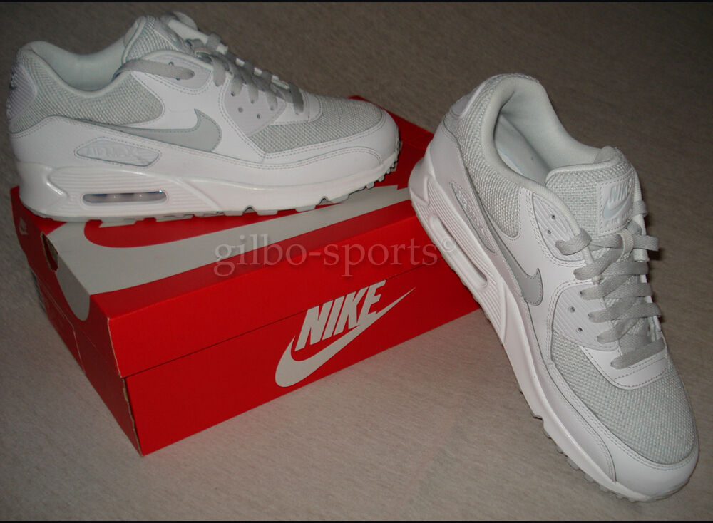 Nike Essential Air Max 90 Ultra Essential Nike Pure Platinum White Gr 42 42,5 44 Neu 537384 134 02e77a