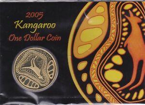 CB206-Australian-2005-UNC-1-Kangaroo-Coin-Aluminium-Bronze-Price-79