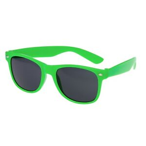 b4f013012b Nuevo Verde con Marco Adulto Gafas de Sol Retro Hombre Mujer Unisex ...
