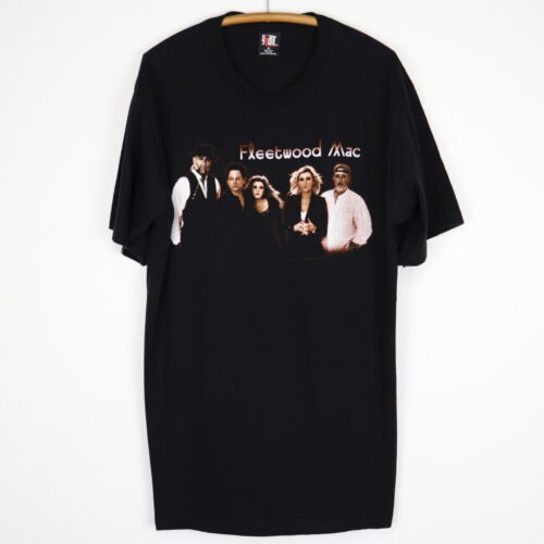 Vintage 1997 Fleetwood Mac Tour Shirt