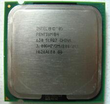 Intel Pentium 4 CPU 3.0 GHz / 2M / 800 Mhz 630 LGA 775 socket supporting HT tec