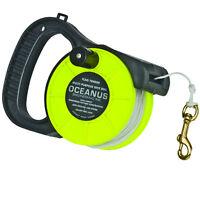 Oceanus Dive Reel. Hands & Tangle Free, 150ft Of Nylon Line