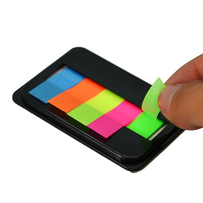 Tiny Sticky Notes Paper Diary Notebook Mark Memo Pad Tab Note Bookmark