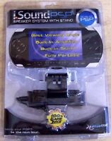 Factory Seaed I.sound Psp 1000 Speaker System With Stand I Sound Dream Gear