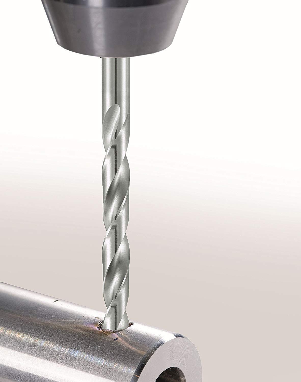 Alpen 90000610100 6,1mm HPT DIN 1897 PM ALUNIT Morse taper shank drills