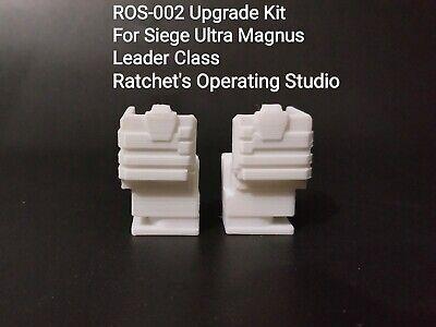 Rachet/'s Operating Studio ROS-002 upgrade kit for Siege Leader Ultra Magnus