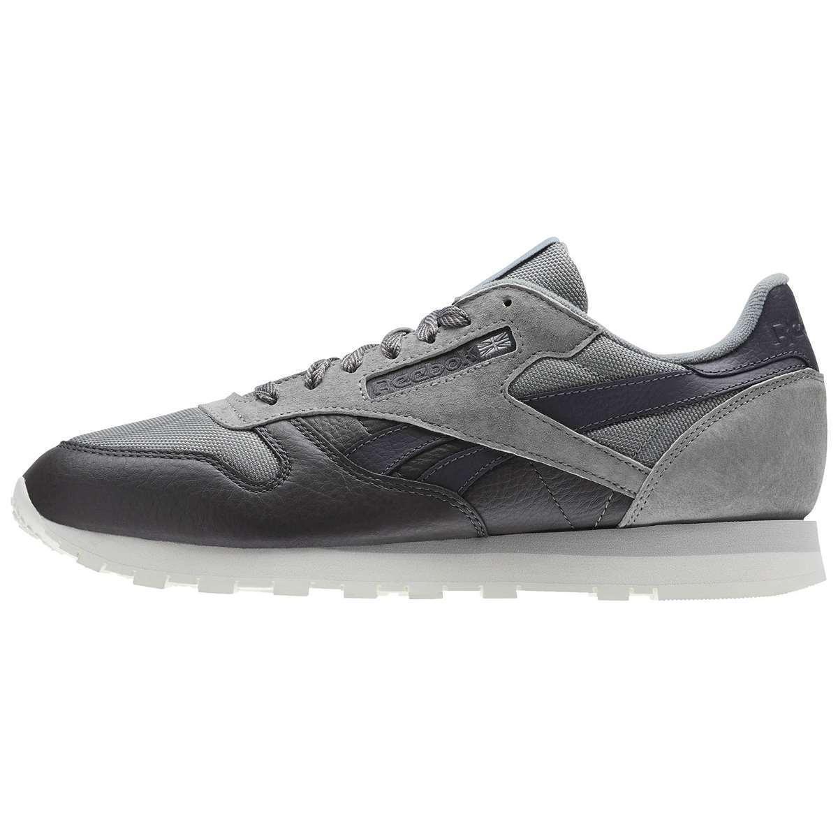 bei reebok klassiker leder sneakers retro - erbe lässige sneakers leder authentic 832a8c