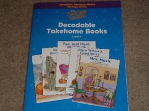 Details about Open Court Reading - Decodable Takehome Books - 1
