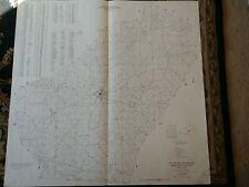 US CONFEDERATE STATES 1862 KY MAP ADAIR ALLEN ANDERSON BALLARD COUNTY huge