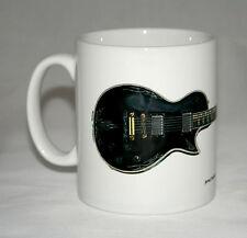 Guitar Mug. James Hetfield's ESP JH-3 illustration.