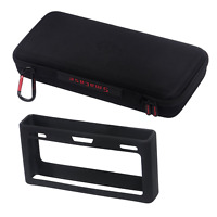 Hard Carrying Case & Soft Cover For Bose Soundlink 3 Iii Bluetooth Speaker Pouch
