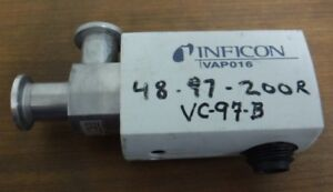 INFICON-250-202-USED-MODEL-VAP016-A-RIGHT-ANGLE-VALVE