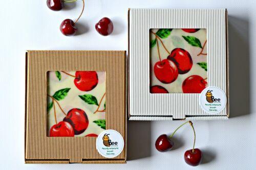 or SINGLE Wax Wraps Zero Plastic reusable SET OF 4 Beeswax Food Wrap M,L,XL