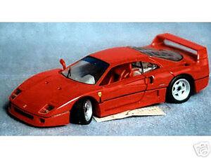 Franklin Mint 1/24 Ferrari F40 Livraison Monde Entier
