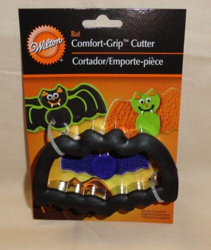 Noir Halloween Acier Inoxydable Chauve-souris Wilton Comfort Grip Cookie Cutter 2310-661