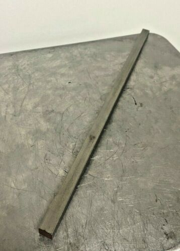 """303 stainless steel bar,7//16/"""" Square rod 12/"""" long .437"""