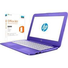 HP Laptop AMD Ryzen 3 2 GB 32GB HD Violet Purple Includes Office 1AP71EA#ABU