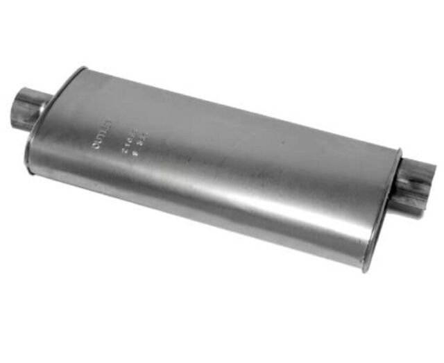 Walker Exhaust Products 21054 Muffler 12 Month 12,000 Mile Warranty