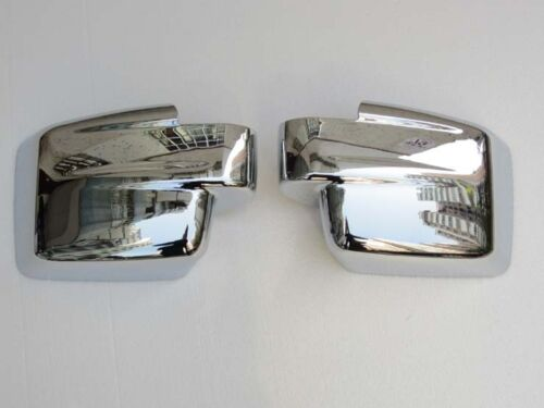 Chrome Side Mirror Cover for 2010-2014 Jeep Patriot Side Mirror new