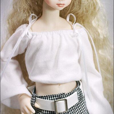 Black Dollmore 1//4 BJD doll clothes MSD SIZE SSang R T Shirt