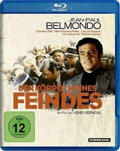 DER KÖRPER MEINES FEINDES (Jean-Paul Belmondo) Blu-ray Disc NEU+OVP - Oberösterreich, Österreich - DER KÖRPER MEINES FEINDES (Jean-Paul Belmondo) Blu-ray Disc NEU+OVP - Oberösterreich, Österreich