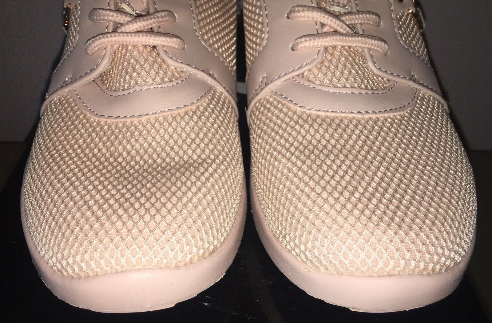 G by GUESS Tennis shoes Sneakers and Athletic Booma Light Light Light Pink - 9M - Free ship f49459