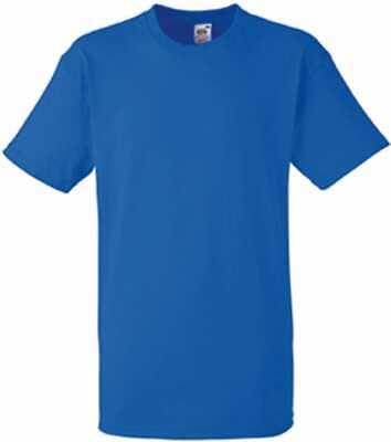 Fruit of the Loom T-Shirt Bambino 5 Pack Kids Valueweight Tee