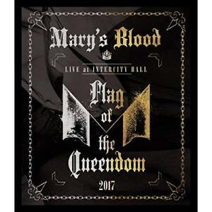 MARY-039-S-BLOOD-Live-At-Intercity-Hall-Flag-Of-The-Queendom-2017-JAPAN-BLU-RAY
