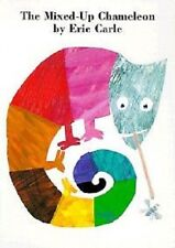 The Mixed-Up Chameleon by Eric Carle Hardcover Book