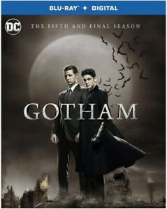 GOTHAM-SEASON-5-Blu-Ray-Sealed-Region-free