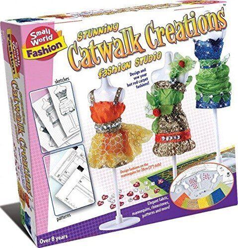 Create Your Own Stunning Catwalk Creations Creations Creations - Design Fashion Kit - Number 1 Gift 336adc