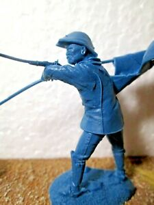 1-Custer-039-s-Last-Stand-7th-Cavalry-54mm-w-TSSD-Indian-Barzso-Marx-60mm