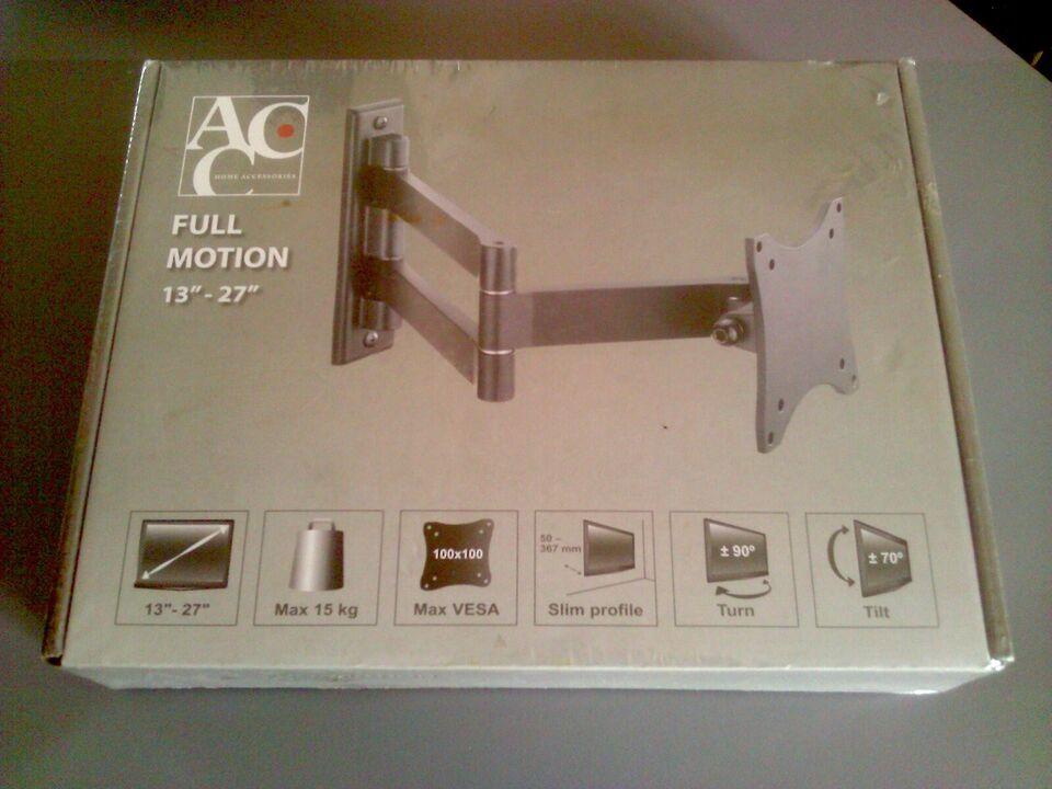 Fladskærmsophæng, ACC Home Accessories FULL MOTION,