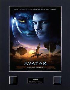 Avatar Version 2 Photo Film Cell Presentation
