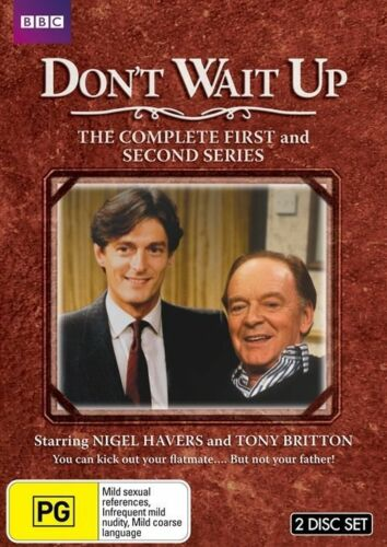 1 of 1 - Don't Wait Up : Season 1-2 BBC (DVD, 2013, 2-Disc Set) New  Region 4